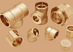 Cupro Nickel 90/10 Forged Threaded Fittings