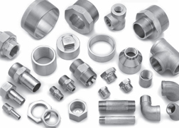 Hastelloy Forged Threaded Fittings