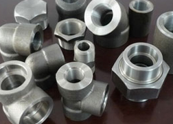 Inconel Alloy 718 Socketweld Fittings