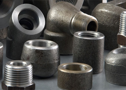 Inconel Alloy 718 Forged Threaded Fittings