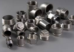 Nickel Alloy Forged Threaded Fittings