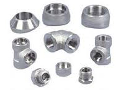 Stainless Steel 347H Forged Threaded Fittings